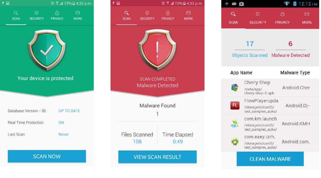 Systweak Anti-Malware Scan