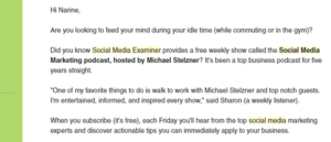 Applying Successful Email Marketing Strategies
