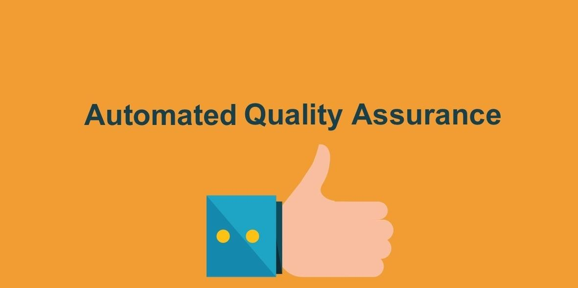 automated quality assurance for your software