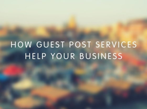 Guest Post Services