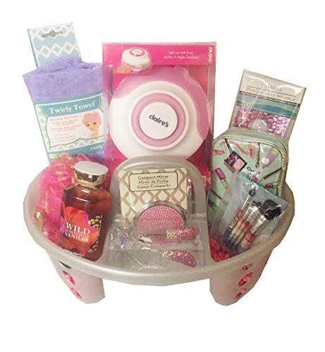 Makeup Bag Easter Basket
