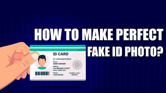 fake photo id