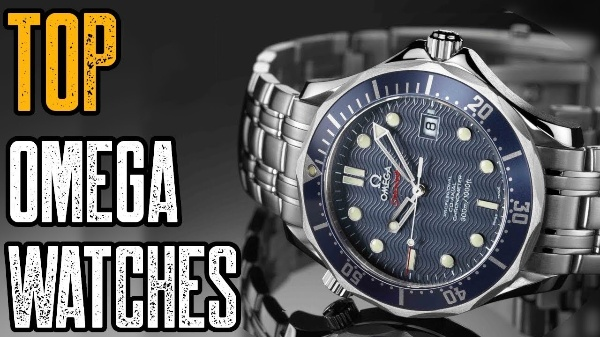 Top Omega Seamaster Collection