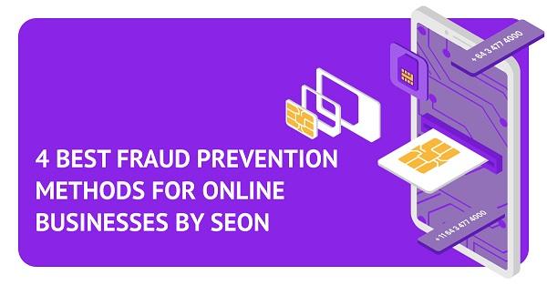Online business fraud prevention
